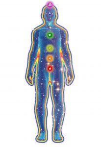 Healthy Human Aura