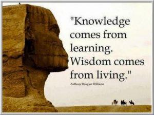Wisdom & Knowledge